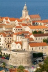 The old town of Korcula