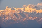 Annapurna massif  view from Saranghot